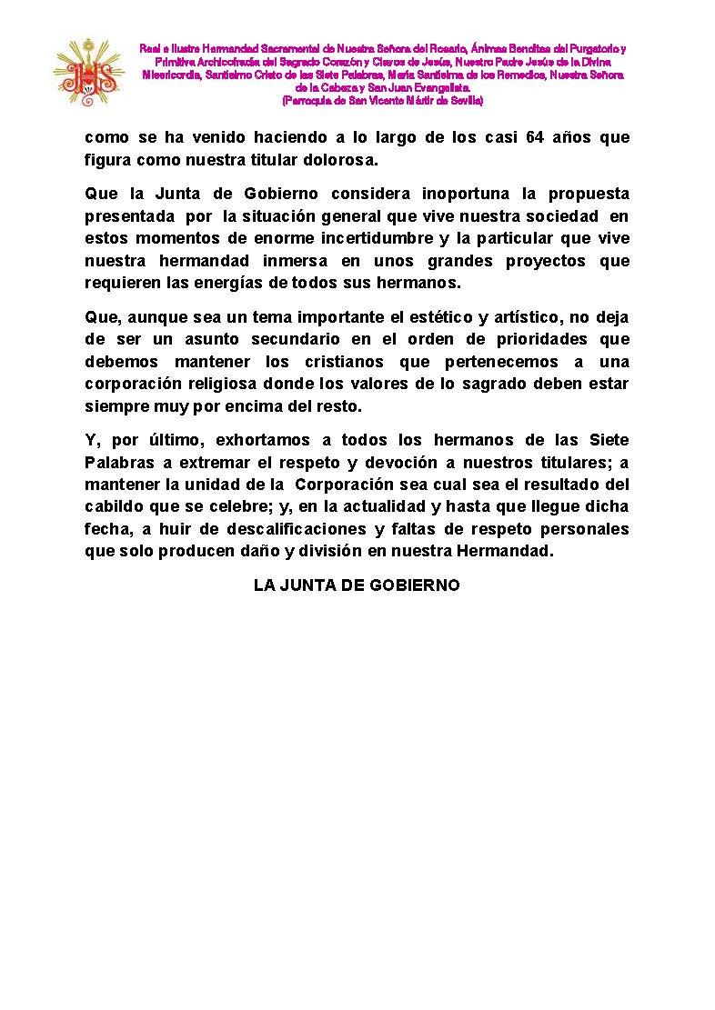 COMUNICADO DE LA JUNTA DE GOBIERNO Rafael definitivo Página 2